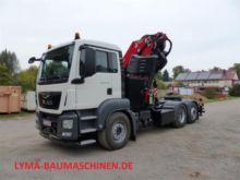 MAN New 26.400 6x2 Fassi Truck