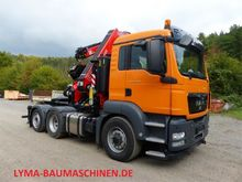 MAN 26.400 6x2 with new Truck C