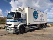 Renault 6x2 385 Freeze truck wi