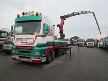 Used 2004 MAN 26 410