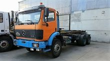 Mercedes Benz 2629 6x4 Chassis