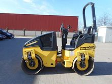 2013 Bomag 120 AD-5 Single drum