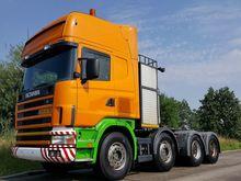 Used Scania R164 580