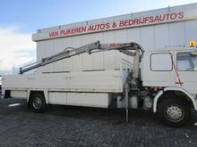 Used 1986 Scania P 8