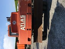 Atlas 1604 Wheeled Excavator