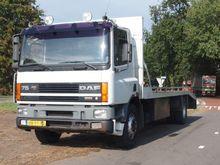1995 DAF CF75-300 Car transport