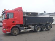 Used Scania R 470 8X