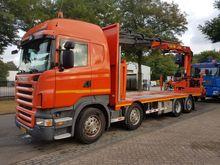 Used 2008 Scania 420