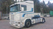 Used Scania 124-420