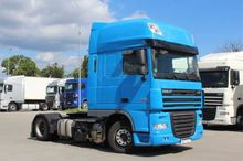 2012 DAF FT XF 105 460 Tractor