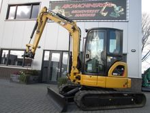 Caterpillar 305c Skid Steer Exc