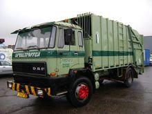 1983 DAF 2000 Garbage truck