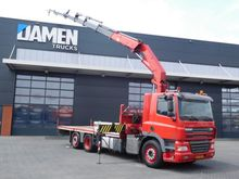 2004 DAF CF 85.430 6x2 Truck Cr
