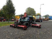 hayter/toro T424 Reel mower
