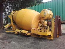 betonmixer Mixer