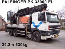 1996 DAF FAS 85/330 6x2 monta T