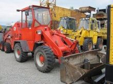 1982 Articulated loaders Wheel