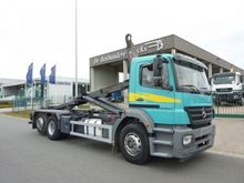 Mercedes Benz 2633 Container tr