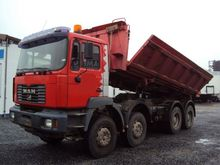 Used 2001 MAN FE 410