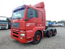 Used 2003 MAN TGA 26