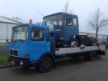Used 1985 MAN 12.170