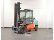 2001 Toyota 02-7FG40 Forklift