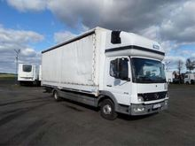 2005 Mercedes Benz ATEGO 818 Cl