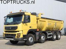 2012 Volvo FMX 450 8X4 EURO 5 A
