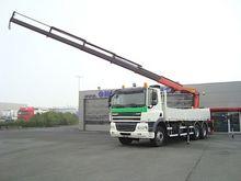 DAF CF85.410-6X4-EURO5-P Truck