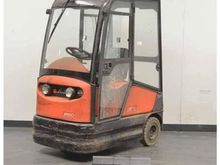 2006 Linde P60 Earth moving