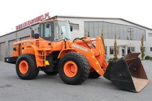2012 Doosan WHEEL LOADER 18 ton