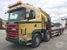 Used 2002 Scania R12
