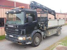 Used 1998 Scania P94