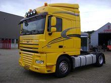 Used 2007 DAF XF105
