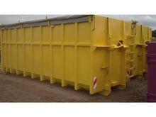 Gemakbak bouw - sloop container