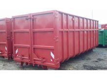 Gemakbak sloop containers Dry G
