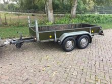 2001 Henra cross trailer Simple