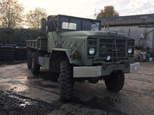 Used Reo Army truck