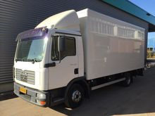 Used MAN TGL 8.180 E