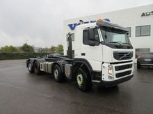 Volvo FM460 Container transport