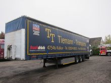 Schmitz Cargobull SO1 Liftas SA