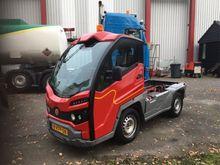 2012 Alke Electric Truck XT 320