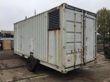 Deutz 55 kVA Noise reduced