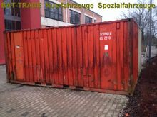 Seecontainer Contain Dry Genera