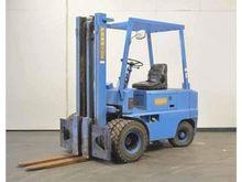 1980 Fenwick GAPJ305 Forklift