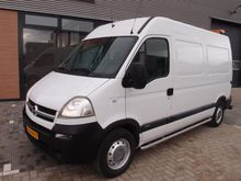 Used 2008 Opel Movan