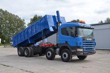 Scania P114 340 8x4 1999 TI Tip