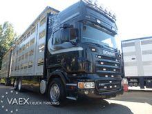 2010 Scania R620 4 stock menke