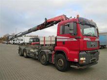2007 MAN TGA 35.480 Lorry with