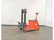 2001 Linde L12AC Earth moving